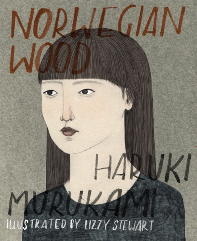 The Beatles  >  Norwegian Wood  >  Haruki Murakami  >  Lizzy Stewart  >  Tran Anh Hung