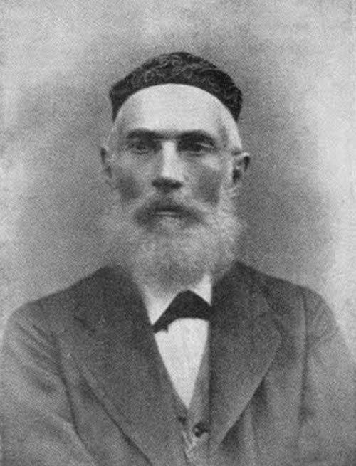 Dr. Hermann Bruno Otto Blumenau (1819 - 1899)
