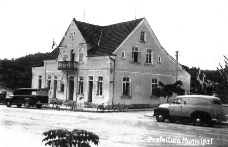 Prefeitura de Indaial - 1958
