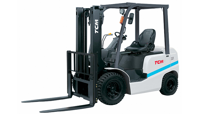 Heavy and Light Forklifts