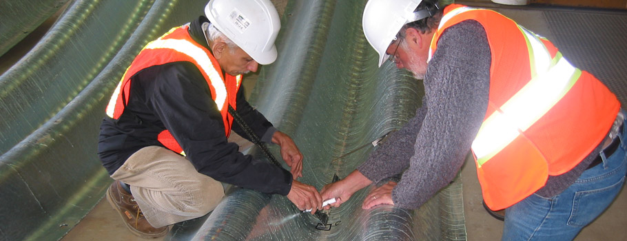 Construction Inspection -