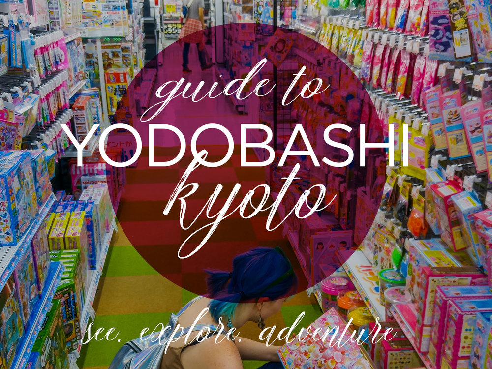 Guide to Kyoto Yodobashi