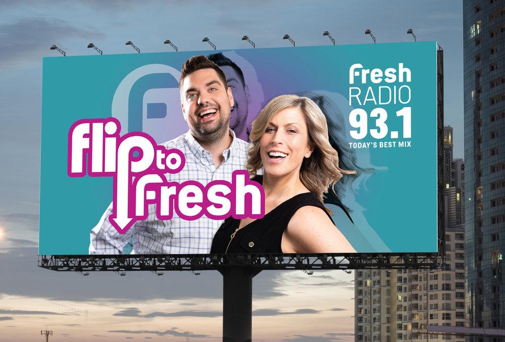 Flip to Fresh