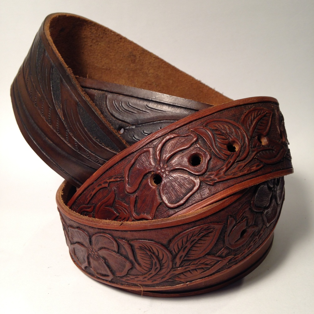 Western Inspired Belt Making