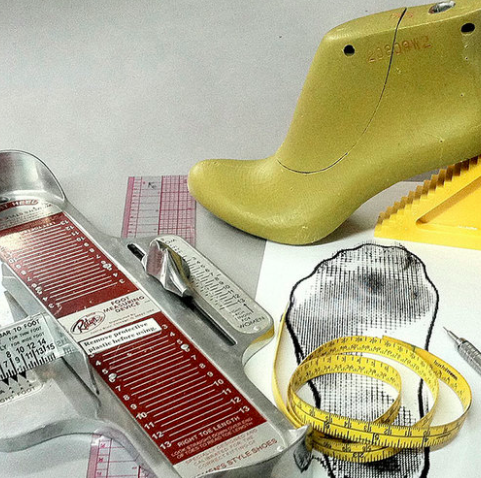 Intro to shoemaking - Brought to LA!