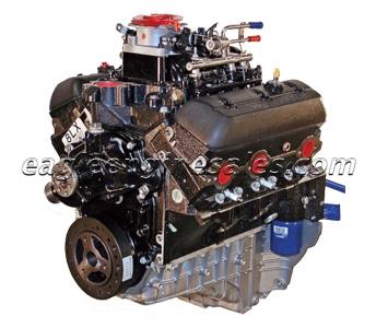 '08-'10 4.3L MPI Base Engine PN: 2537-S3MPI