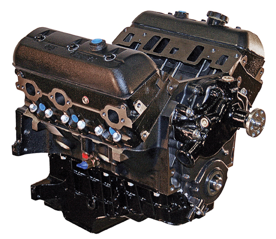 4.3L MPI Vortec Engine