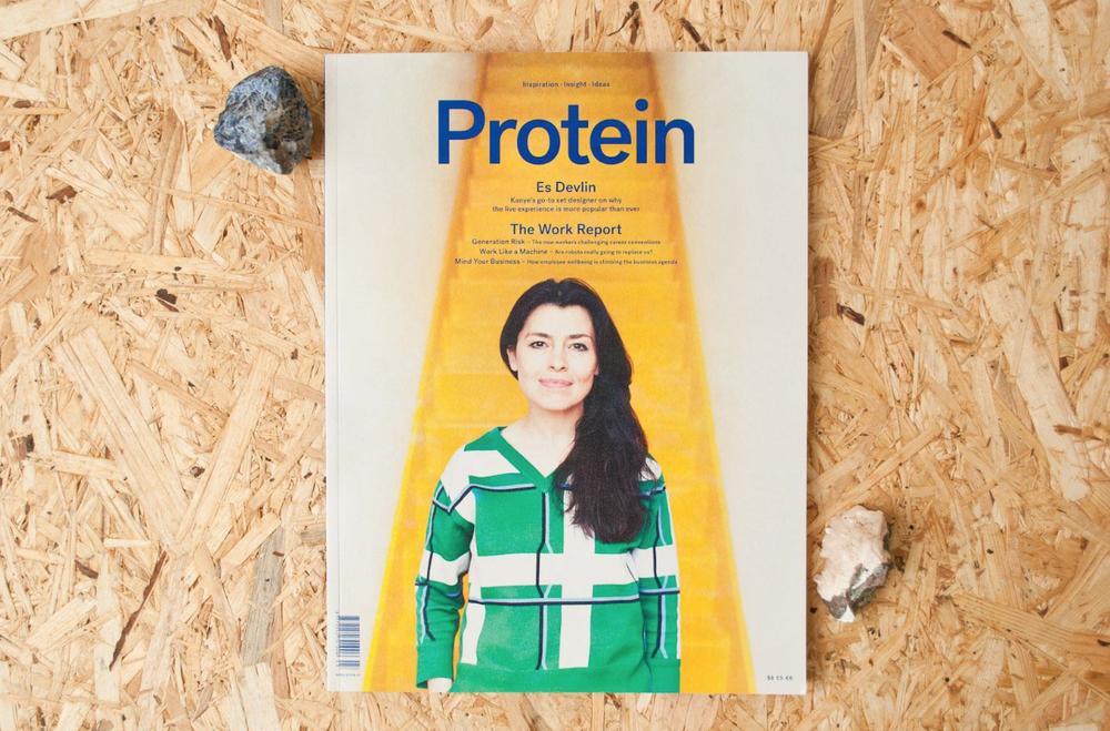 Protein Journal #12 SPRING 2014