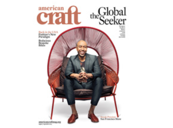 American Craft Aug/Sep 2014