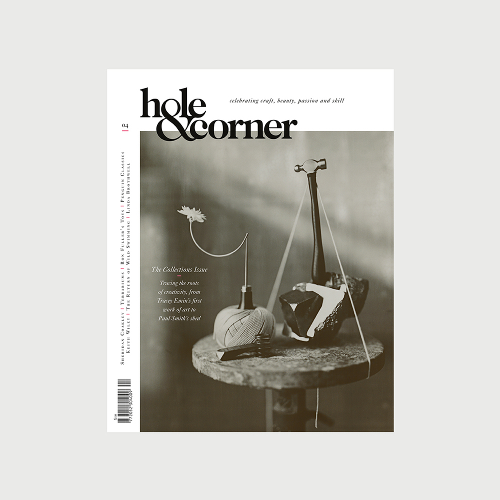 Hole & Corner, Issue 4  Fall 2014