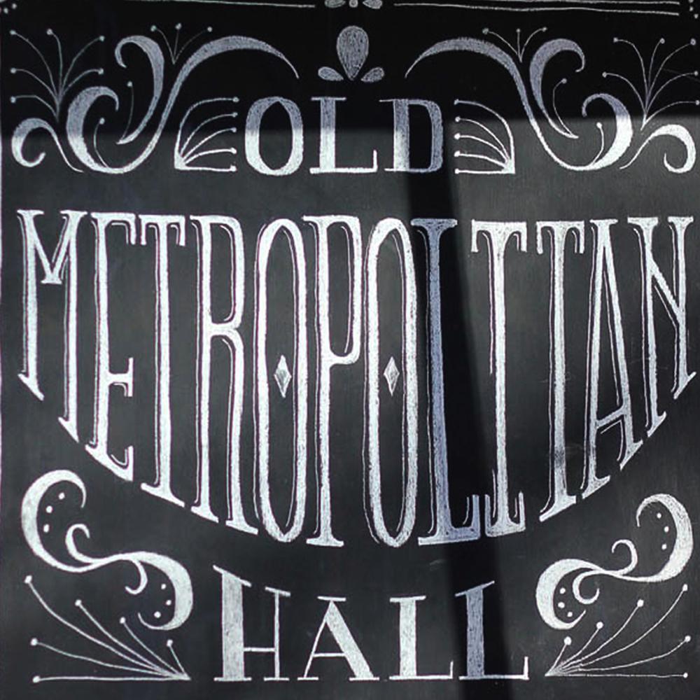 Old Metropolitan Hall, Charlottesville, VA