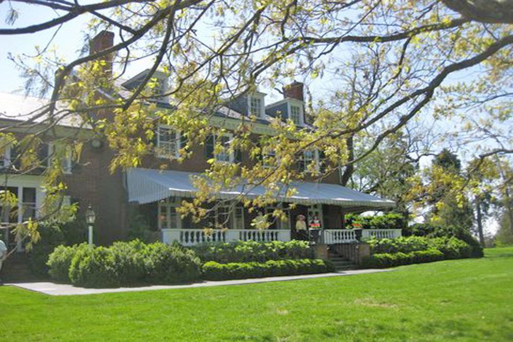 [House at Morven in Charlottesville, VA]