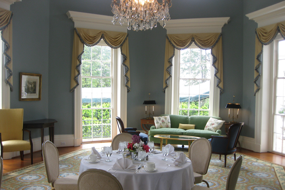 [Jefferson Room at Farmington Country Club]