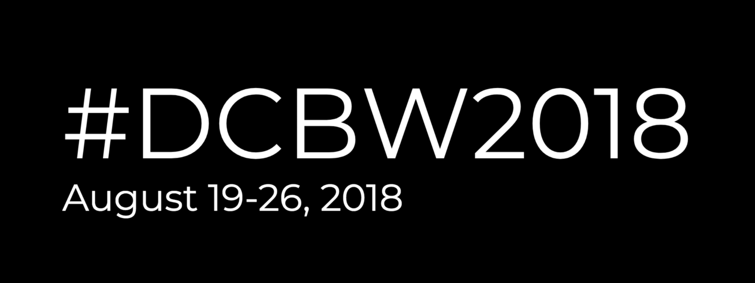 DC Beer Week 2018 // August 19th – 26th // #DCBW2018
