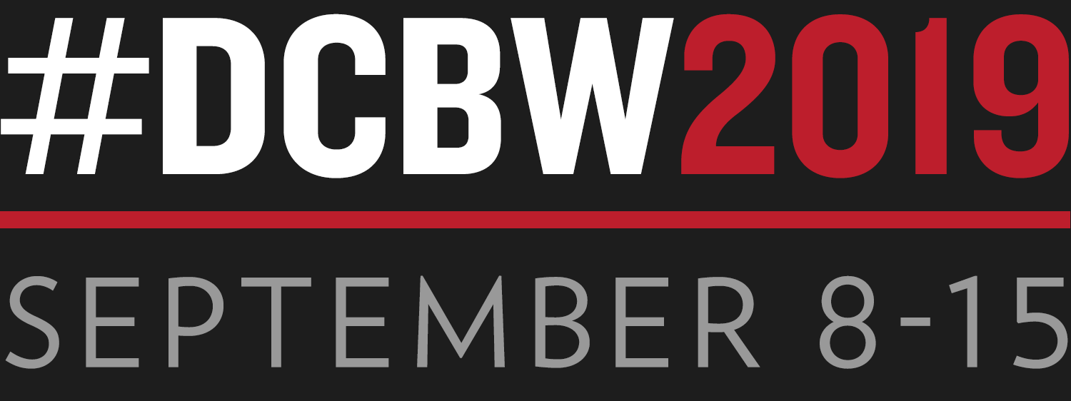 DC Beer Week 2019 // September 8-September 15 // #DCBW2019