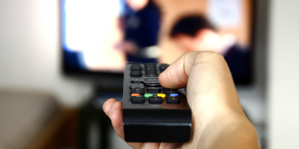 Watching TV? Every channel change orders a pizza on your connected TV.