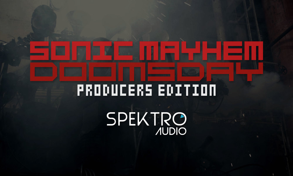 Sonic Mayhem – Doomsday Producers Edition ( O  fficial Website )
