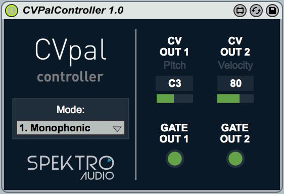 CVpal Controller