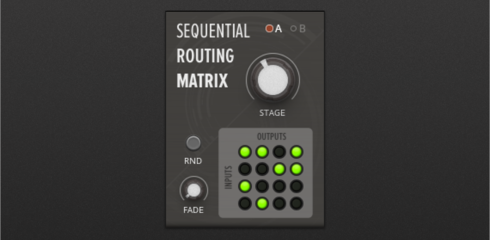 Sequential Routing Matrix