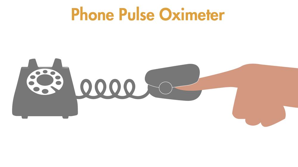 Phone Pulse Oximeter