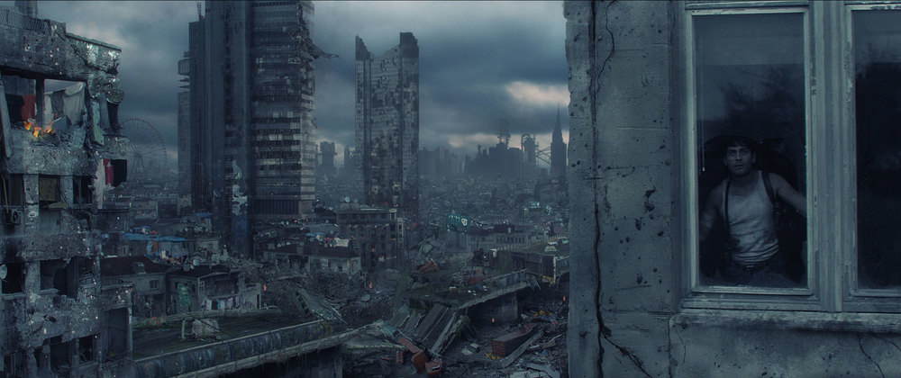 Marco Iozzi Visual Effects Artist Matte Painting Concept Design VFX CG Lux von Morgen Hamburg