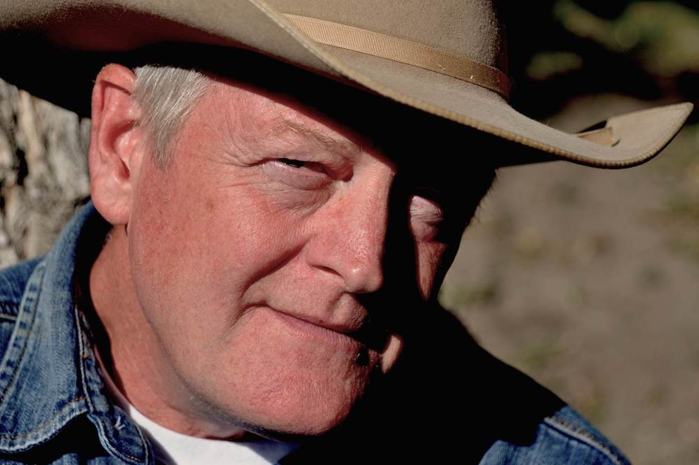 Craig Johnson, author of the Longmire book series