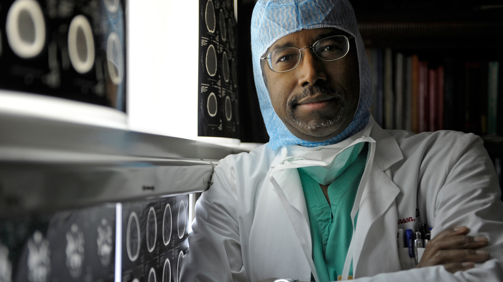 Dr. Ben Carson, neurosurgeon and former presidential candidate