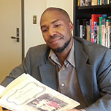 Dr. David W. Jackson, author of The Maid Narratives