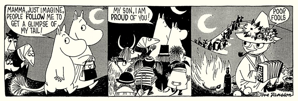 Learn about Moomin!