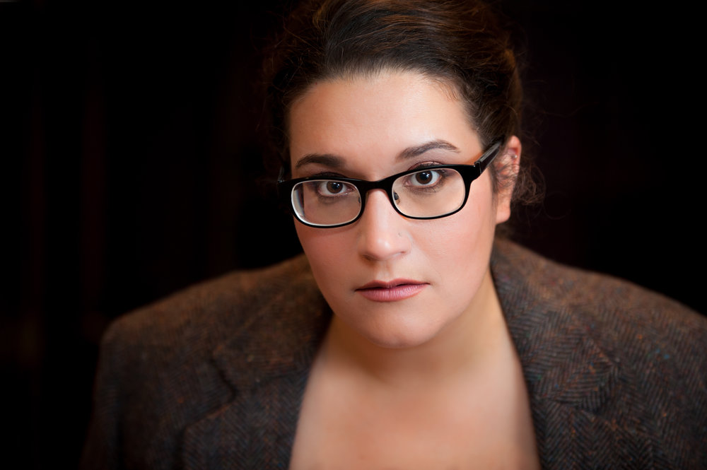 Carmen Maria Machado, author of Her Body and Other Parties