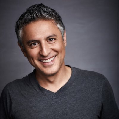 Reza Aslan, author of God: A Human History