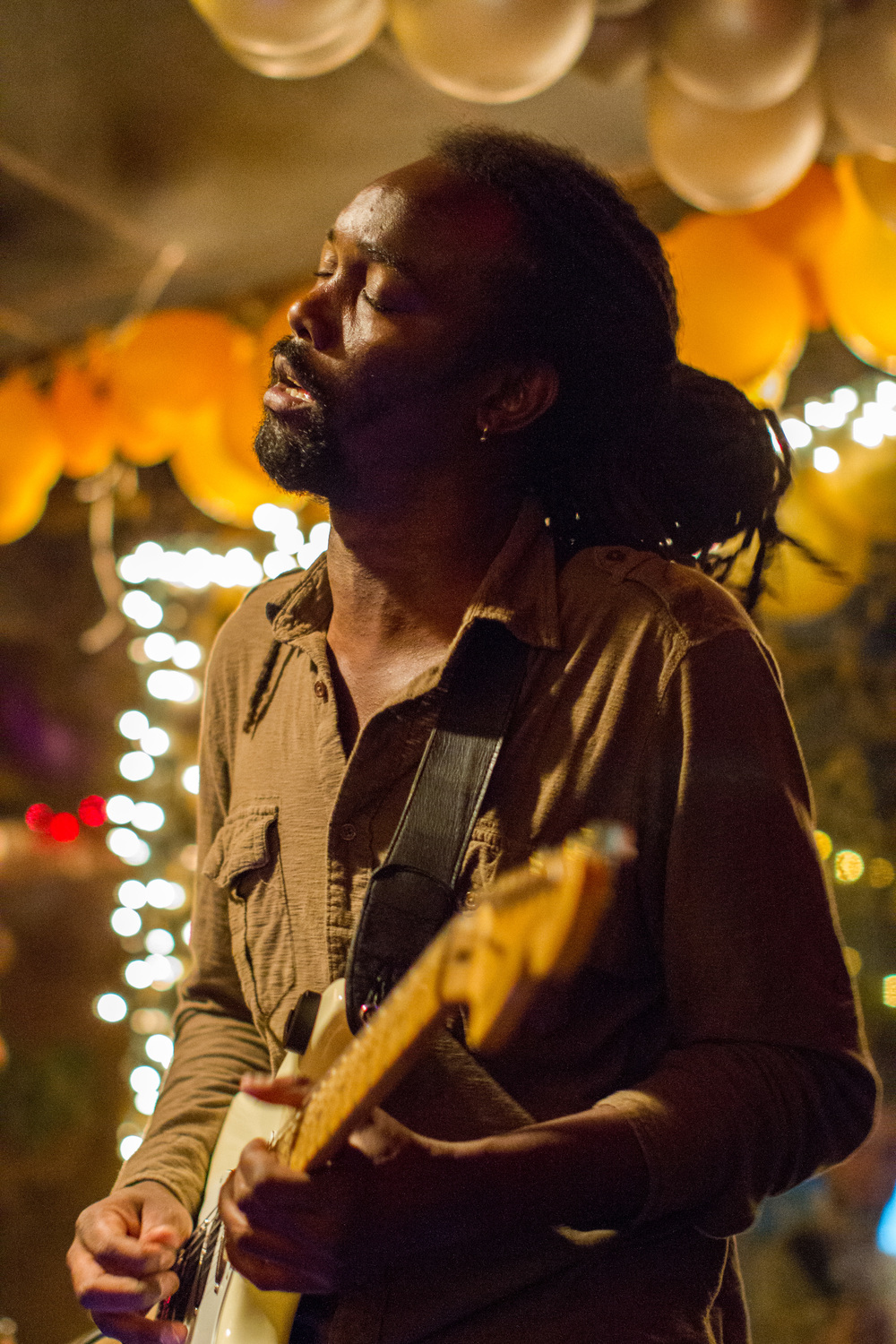 Amadou Gaye at Arthur's Tavern