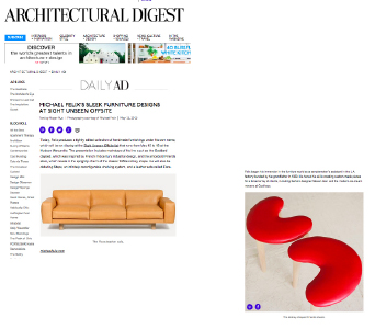 Michael Felix Architectural Digest