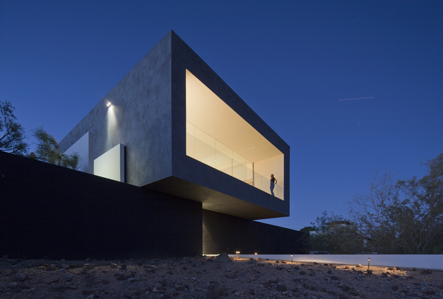 Modern Architecture Phoenix - Wendell Burnette Architects - Dialogue House
