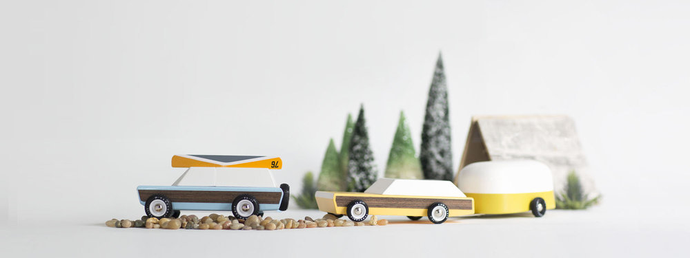 mid century modern phoenix - candylab toys - childrens gifts
