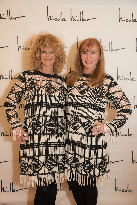 Sharon Pinkenson & Nicole Miller