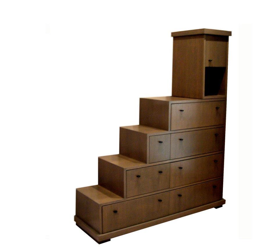 """Stepped Dresser 72""""W x 84""""H x 20""""D"""