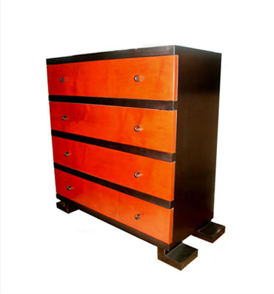"Zebra Dresser 36""W x 38""H x 20""D"