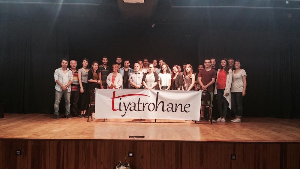 2015 / tiyatrohane öğrencilere özel prof. dr. özdemir nutku atölyesi için tıklayınız