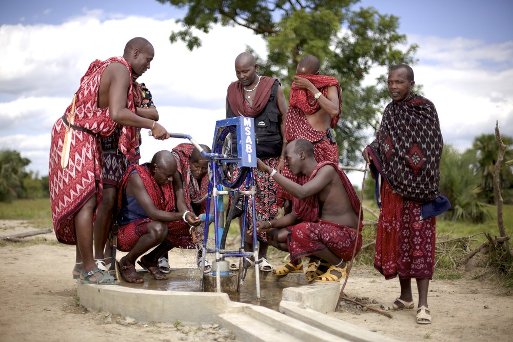 New business models for reliable water access.