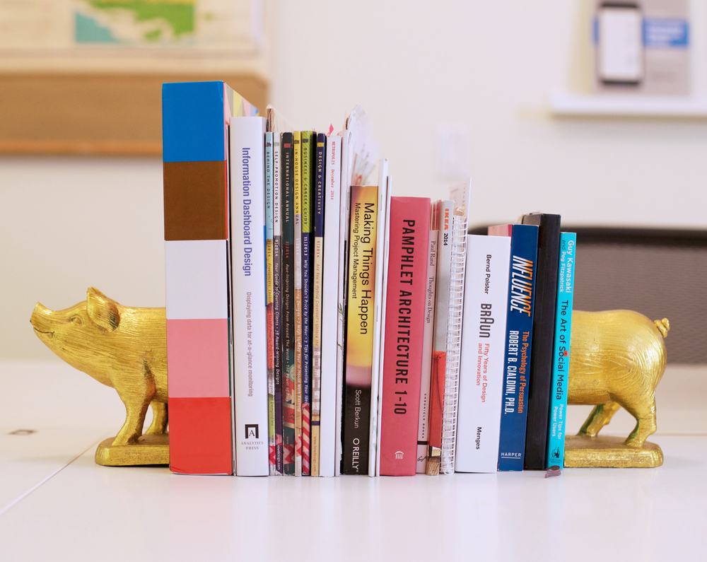 zmaic-one-month-interior-design-books-pig-bookends-gold-CB2.jpg