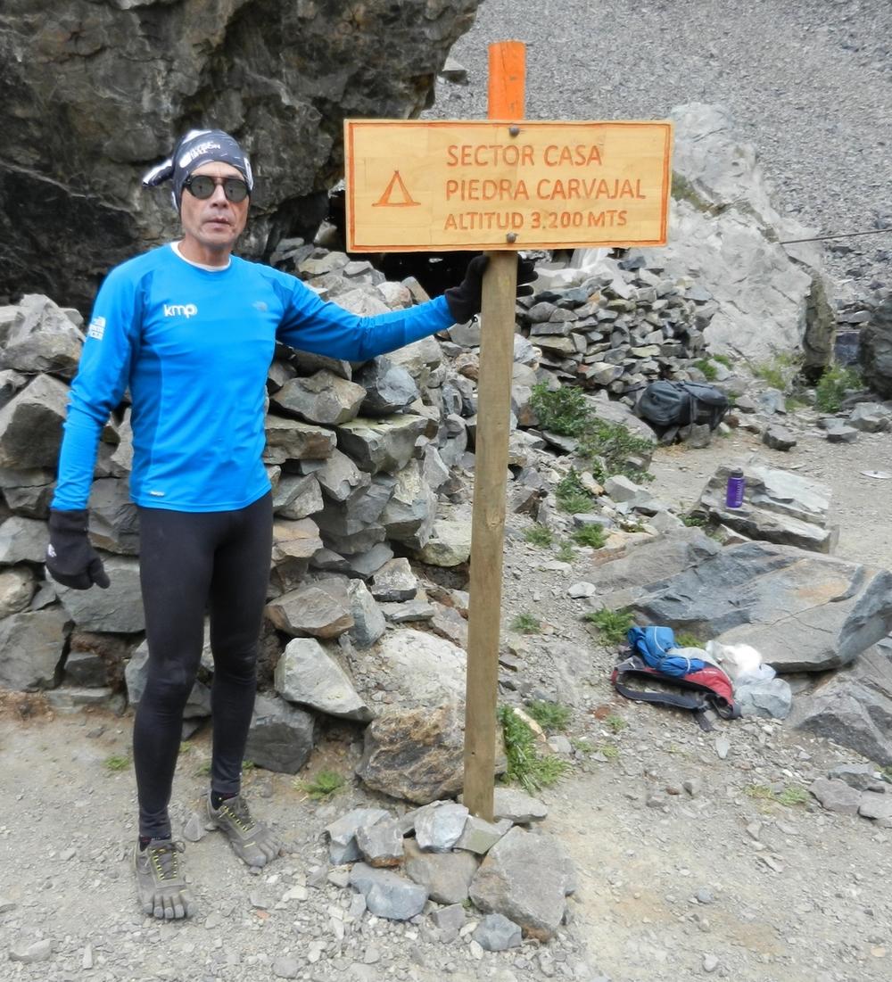 Jaime Hume Camino al Glacial de la Paloma.JPG