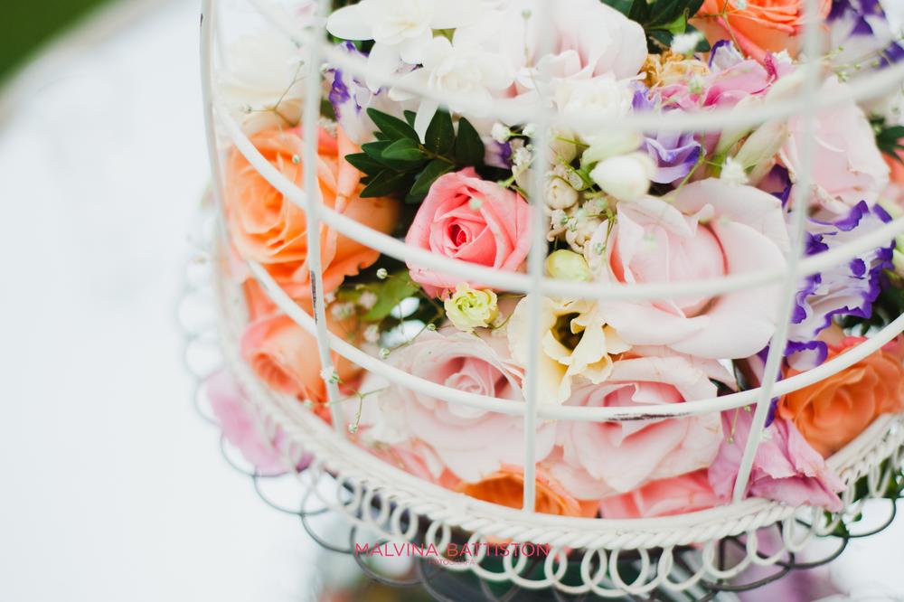 flores para bodas de dia