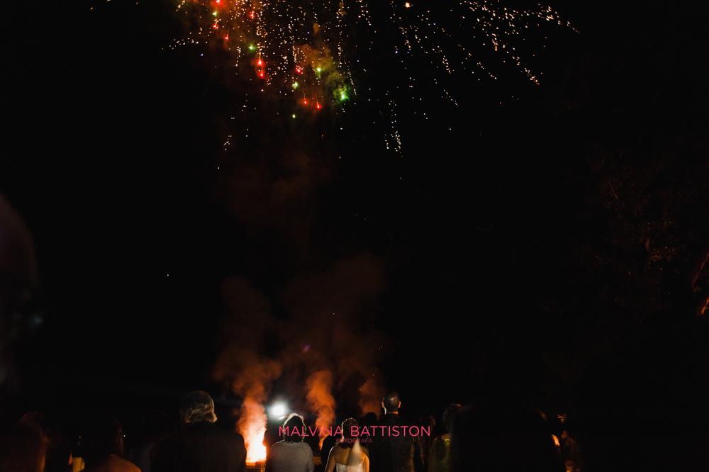 fuegos artificiales para fiestas