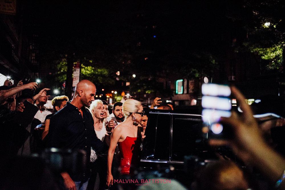 Lady Gaga in NY by Malvina Battiston 24.JPG