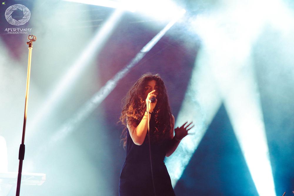 Lorde Laneway