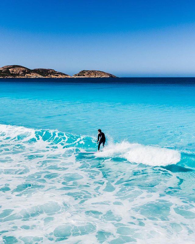 Cooling off💦 . . . . . . . . . . . . . . . #earthpix #dji #djiglobal #fromwhereidrone #beautifuldestinations #travelandlife #travel #justgoshoot #wonderful_places #travelphotography #igtravel #landscape_captures #vacations #tlpicks #bdteam #vacationwolf #theglobewanderer #passionpassport #lp #tourtheplanet #instravel #abovenature #australia #westernaustralia #esperance #perthisok #wsl #surf #surfing