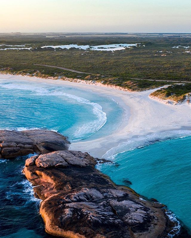 Bays on bays . . . . . . . . . . . . . #earthpix #dji #djiglobal #fromwhereidrone #beautifuldestinations #travelandlife #travel #justgoshoot #wonderful_places #travelphotography #igtravel #landscape_captures #vacations #tlpicks #bdteam #vacationwolf #theglobewanderer #passionpassport #lp #tourtheplanet #instravel #abovenature #australia #esperance #westernaustralia #perthisok