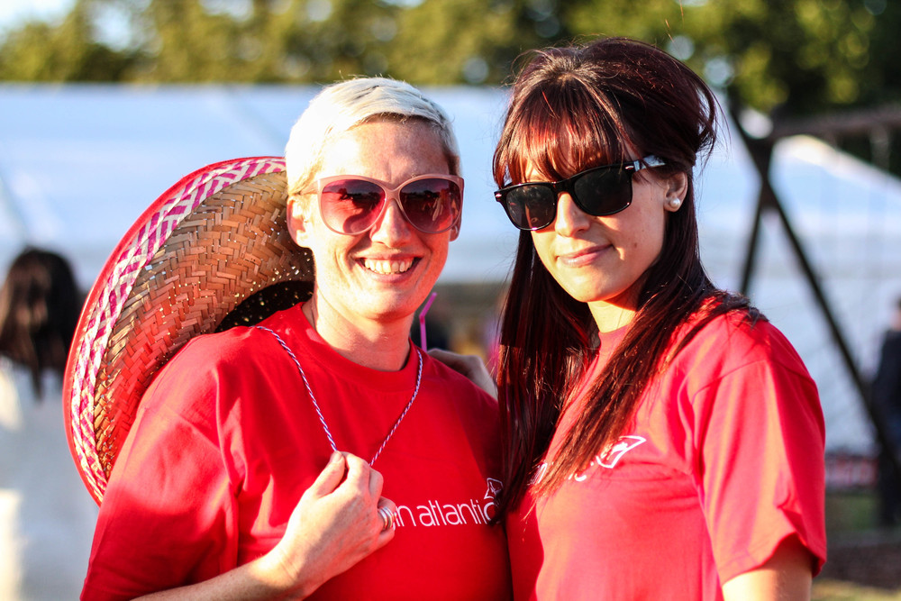 Virgin Atlantic /       Summer Social 2012