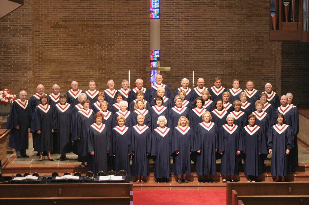 The Christ Church Chancel Choir